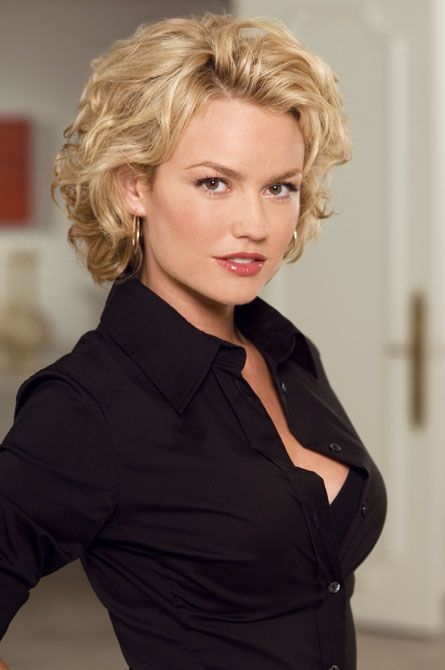 Magnificent 1000 Images About Hairstyles On Pinterest Short Curly Hair Hairstyles For Women Draintrainus