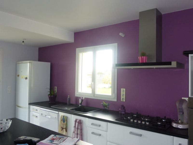hauteur hotte et cr dence page 2 cuisine aubergine aubergines et cuisines. Black Bedroom Furniture Sets. Home Design Ideas