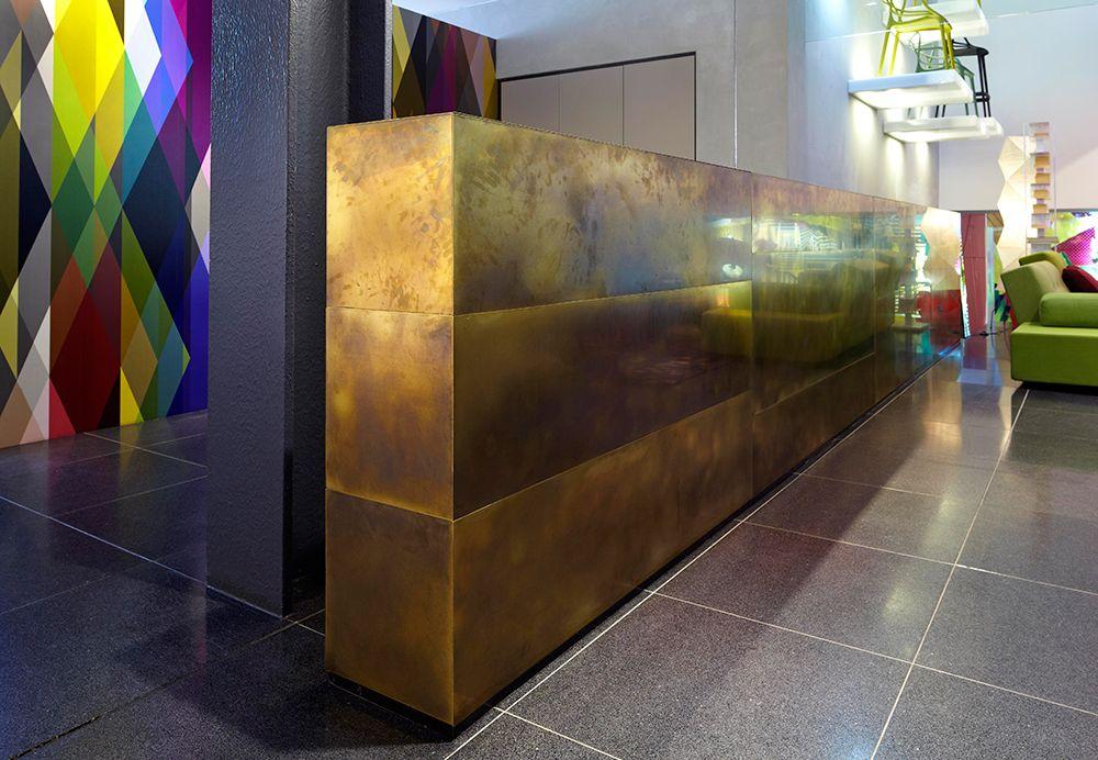 Space Furniture Brass Brown Florentine Tarnish Sheet Metal Metal Fireplace Stainless Steel Sheet Sheet Metal