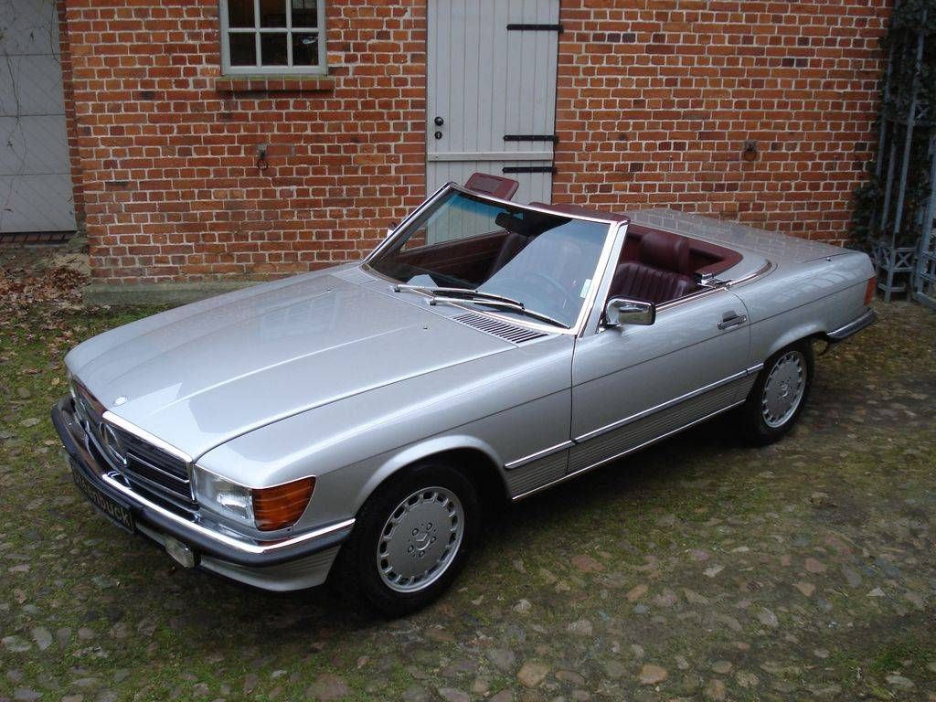 mercedes benz 560 sl mercedes benz 560 sl roadster 1986. Black Bedroom Furniture Sets. Home Design Ideas