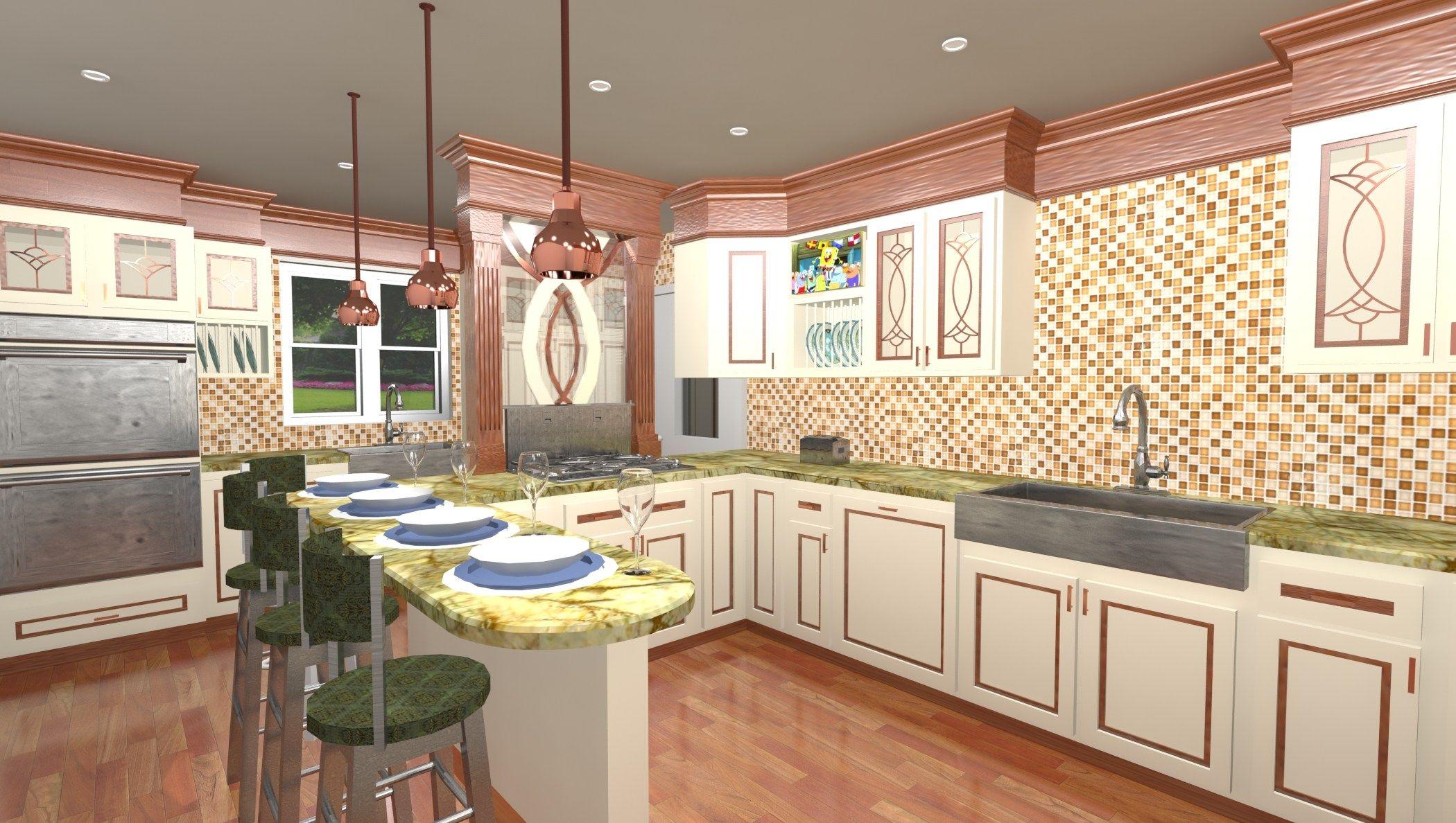 Usana Alzamora Kitchen Kitchens Baths Utilized