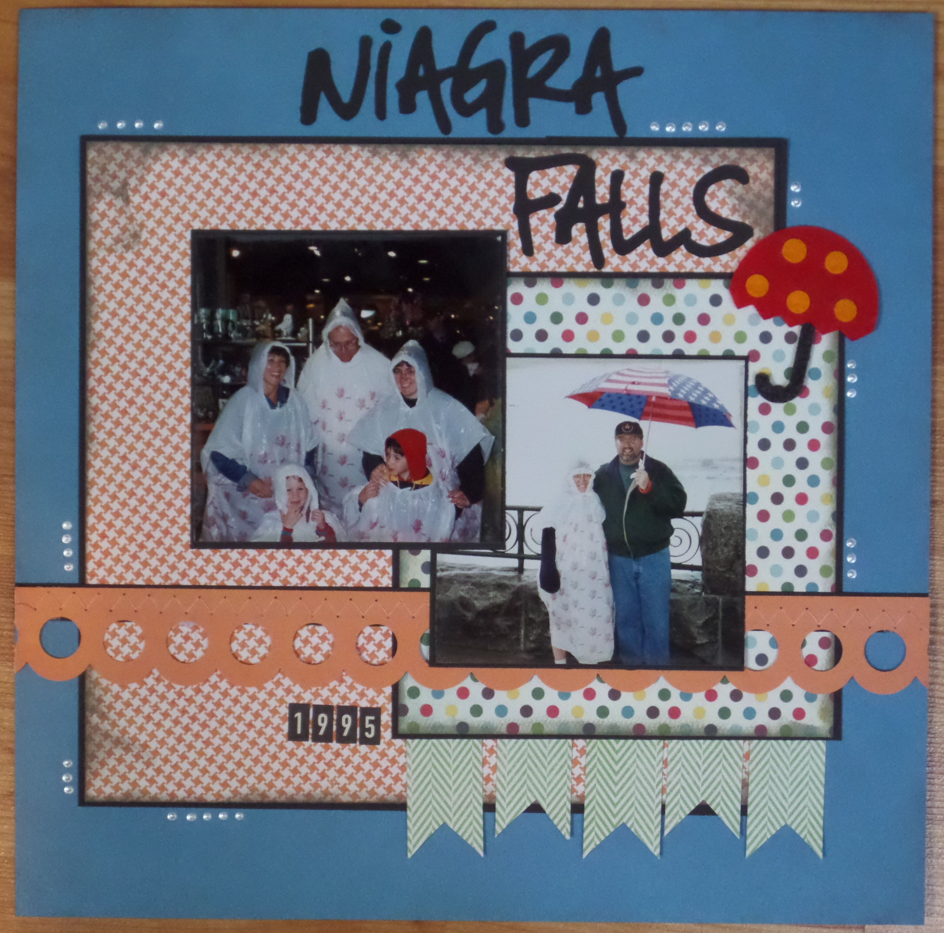Scrapbook ideas niagara falls - Niagra Falls Scrapbook Com