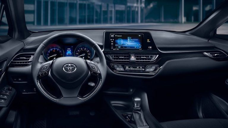 Chr Toyota 2019 Interior First Drive Price Performance And Review Toyota C Hr Toyota Toyota Dealership