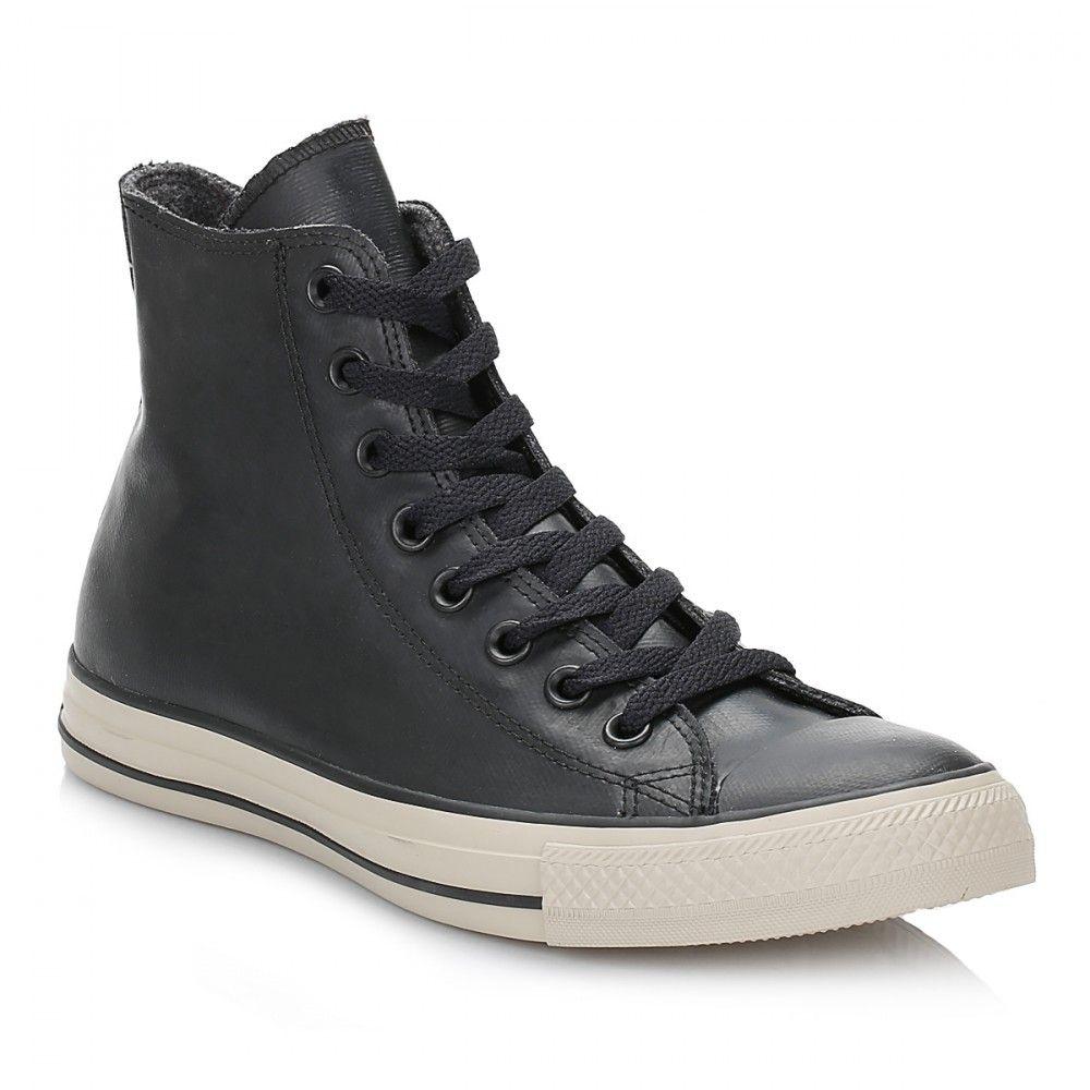 Men-Converse CT AS Rubber Hi Sneakers Thunder/Black/Papyrus