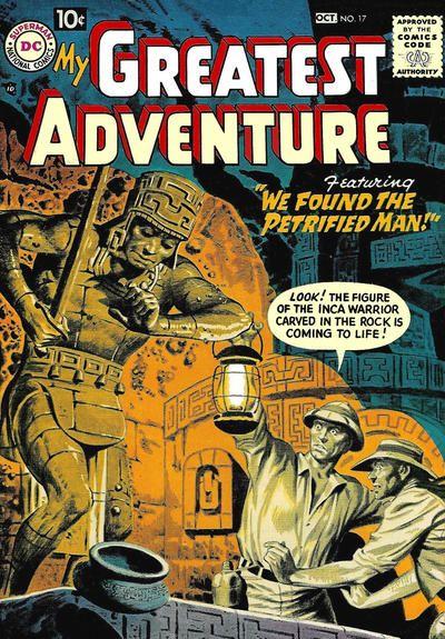 gentlemanlosergentlemanjunkie: My Greatest Adventure, Vol. 1,...