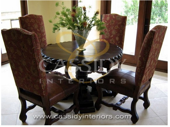 Casual Dining Room Tablecassidy Interiors  Family Room Awesome Casual Dining Room Tables Decorating Design
