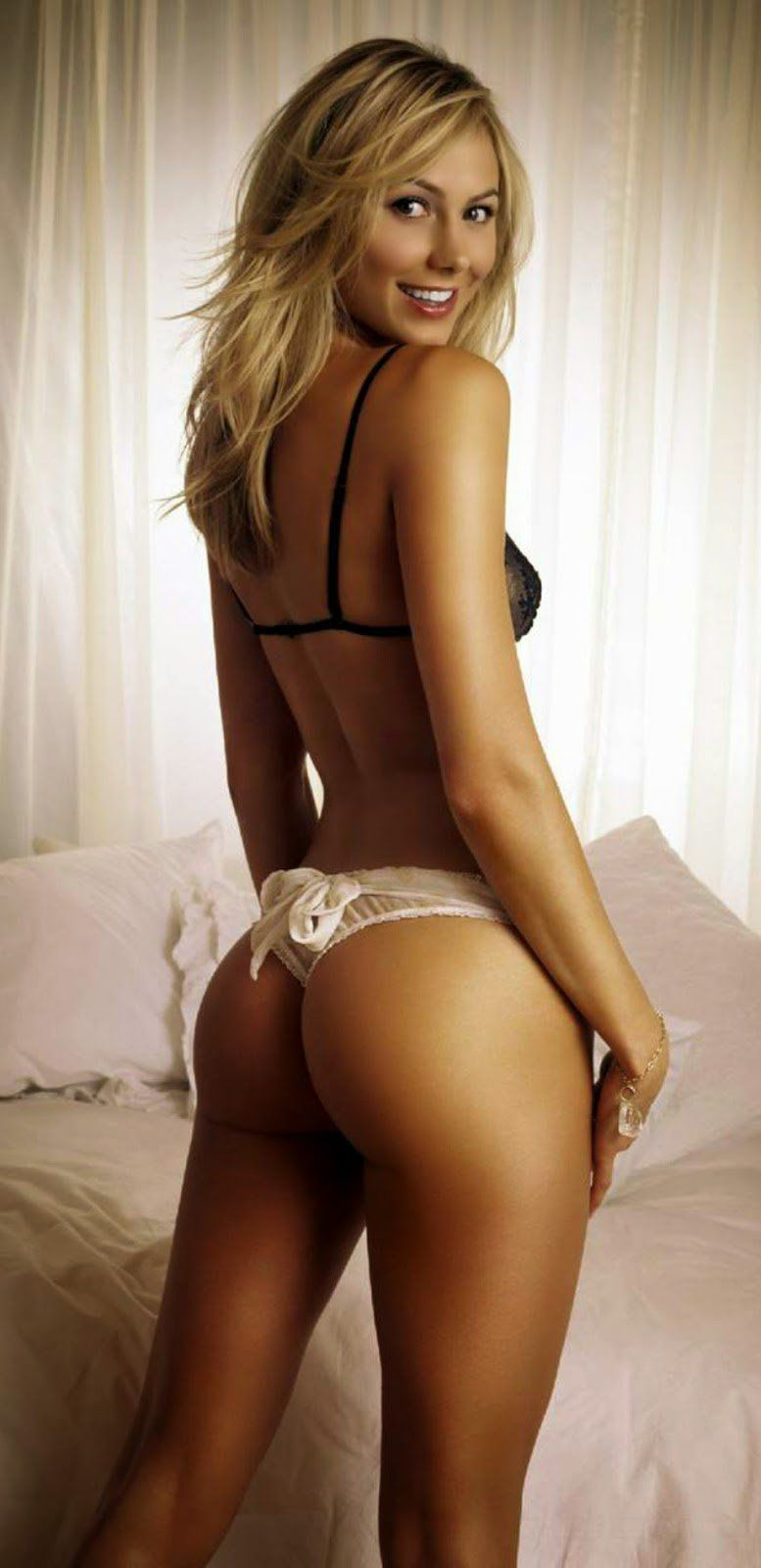 Never get stacy keibler butt