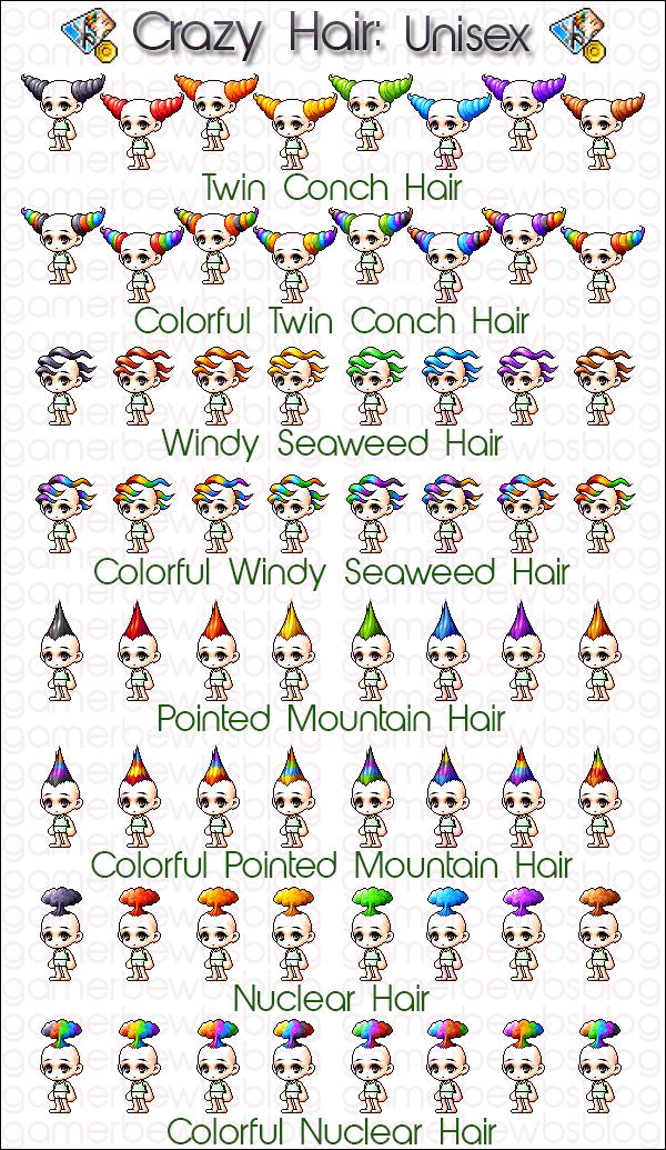 Crazy Hair Color Crazy Hair Crazy Hair Days