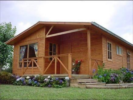 Casas pre fabricadas casas de campo rusticas - Imagenes casas prefabricadas ...