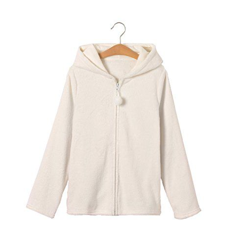 La Redoute Collections Big Girls Fluffy House Jacket 14e132dc0