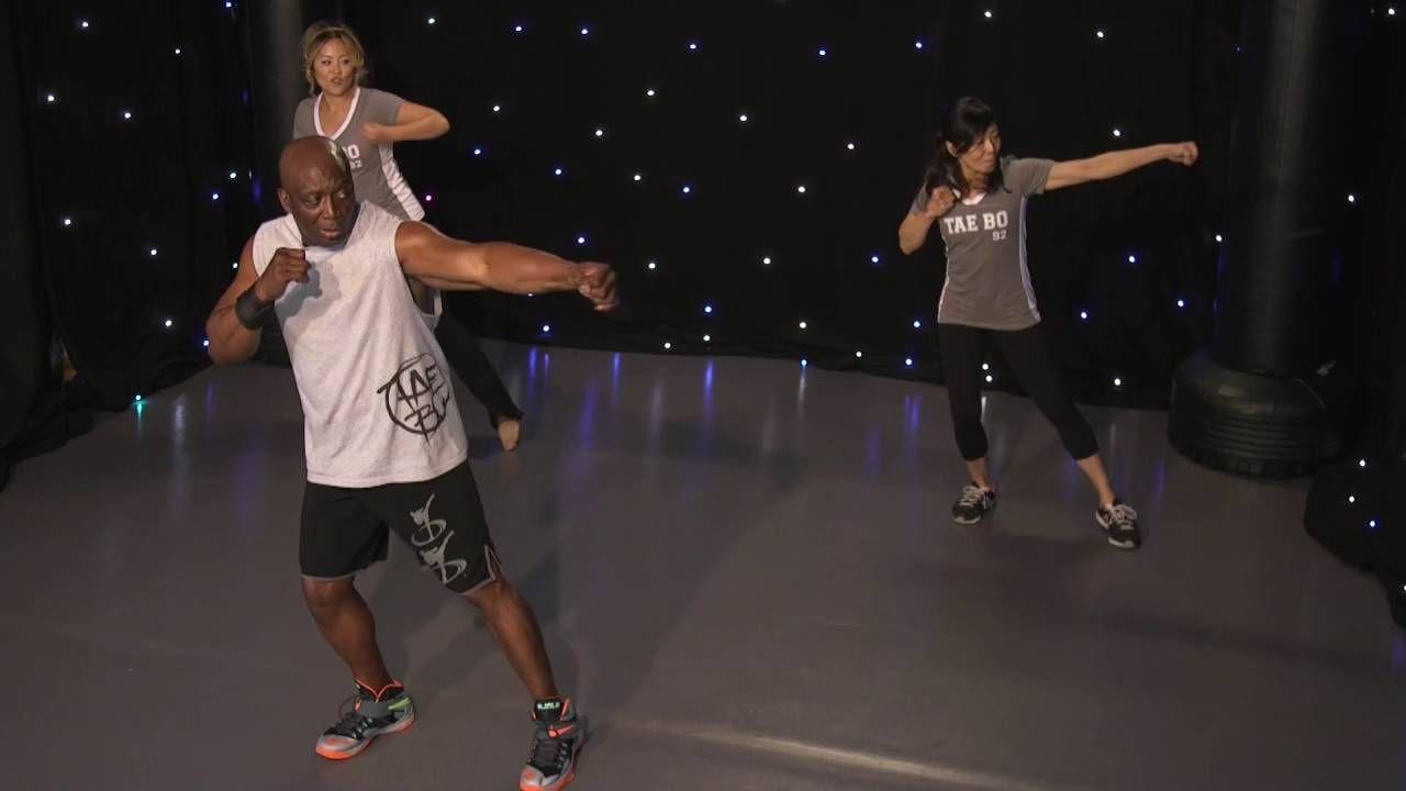 Tai-bo - intensive fitness program