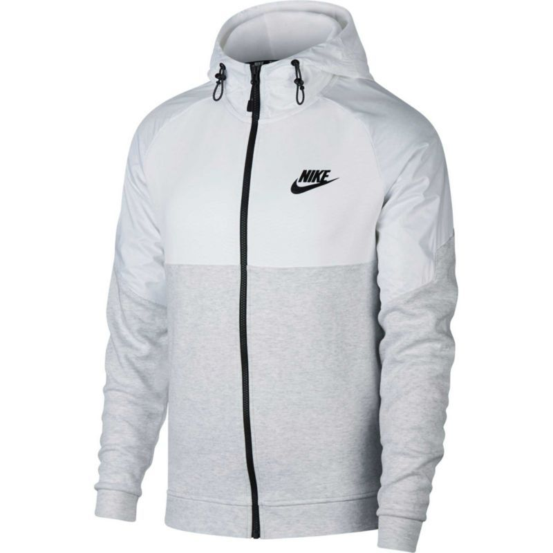 88e71fe6a5c9 Nike Men s Sportswear Advance 15 Full Zip Hoodie