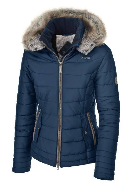 Pikeur Ladies Mara Quilted Jacket Blue Sizes 10 - 16 | Shopping ... : ladies quilted riding jacket - Adamdwight.com