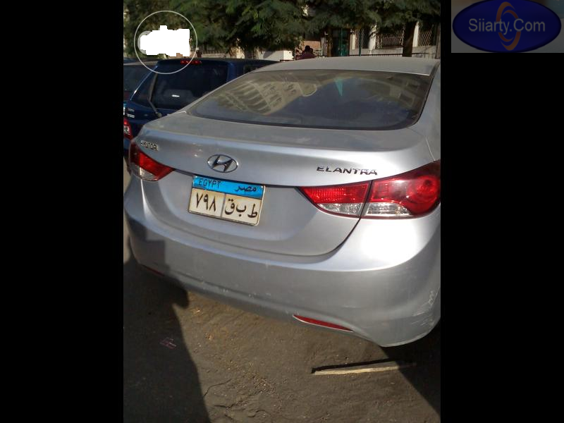 سيارتى دوت كوم 1 هيونداى النترا الشكل الجديد هاى لاين 2012 Elantra Car Best