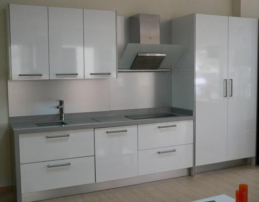 cocinas integrales pequeñas - Buscar con Google Kitchen interior - Cocinas Integrales Blancas