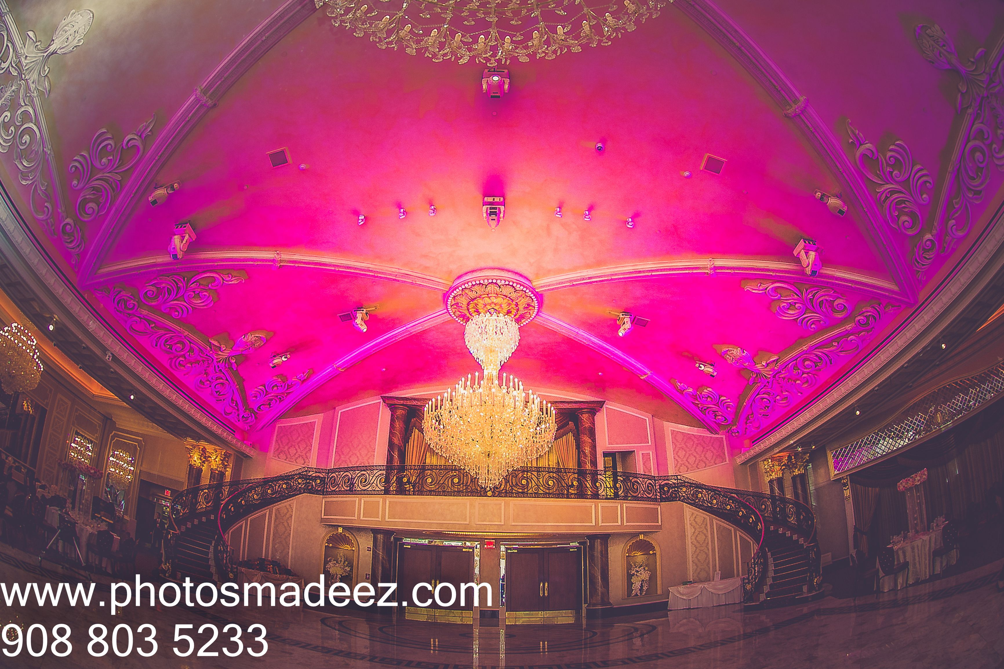 Wedding Reception at The Venetian NJ - Indian Wedding. - Best ...