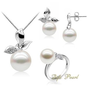 Silver Pearls Model Sets See More Stunning Jewelry At