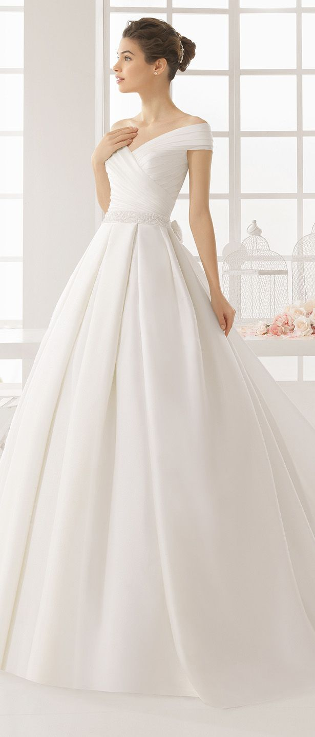 Aire barcelona bridal collection part aire barcelona