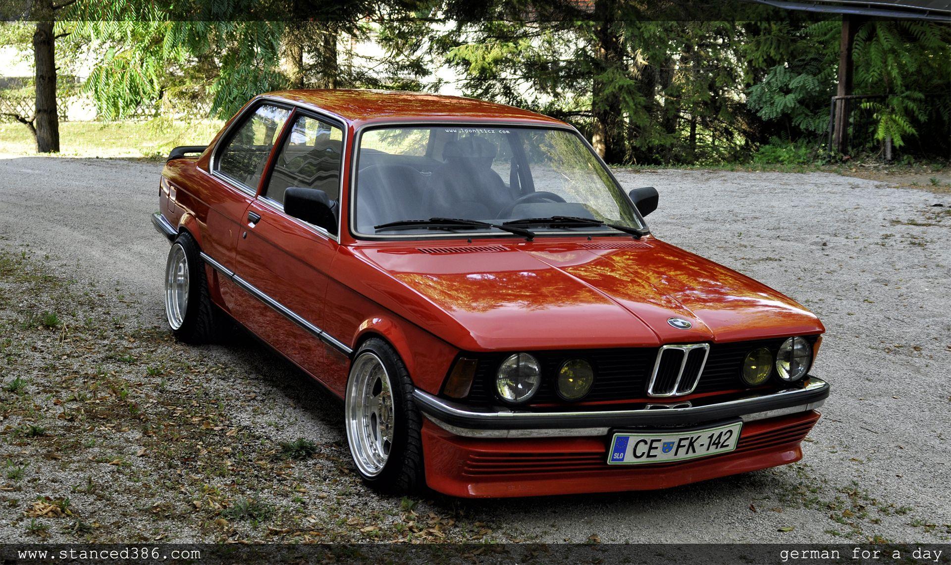 BMW E21 | Автомобили, Тачка
