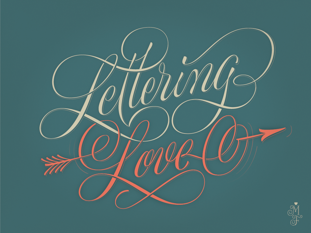 Free download: hand lettered desktop wallpaper wallpaper