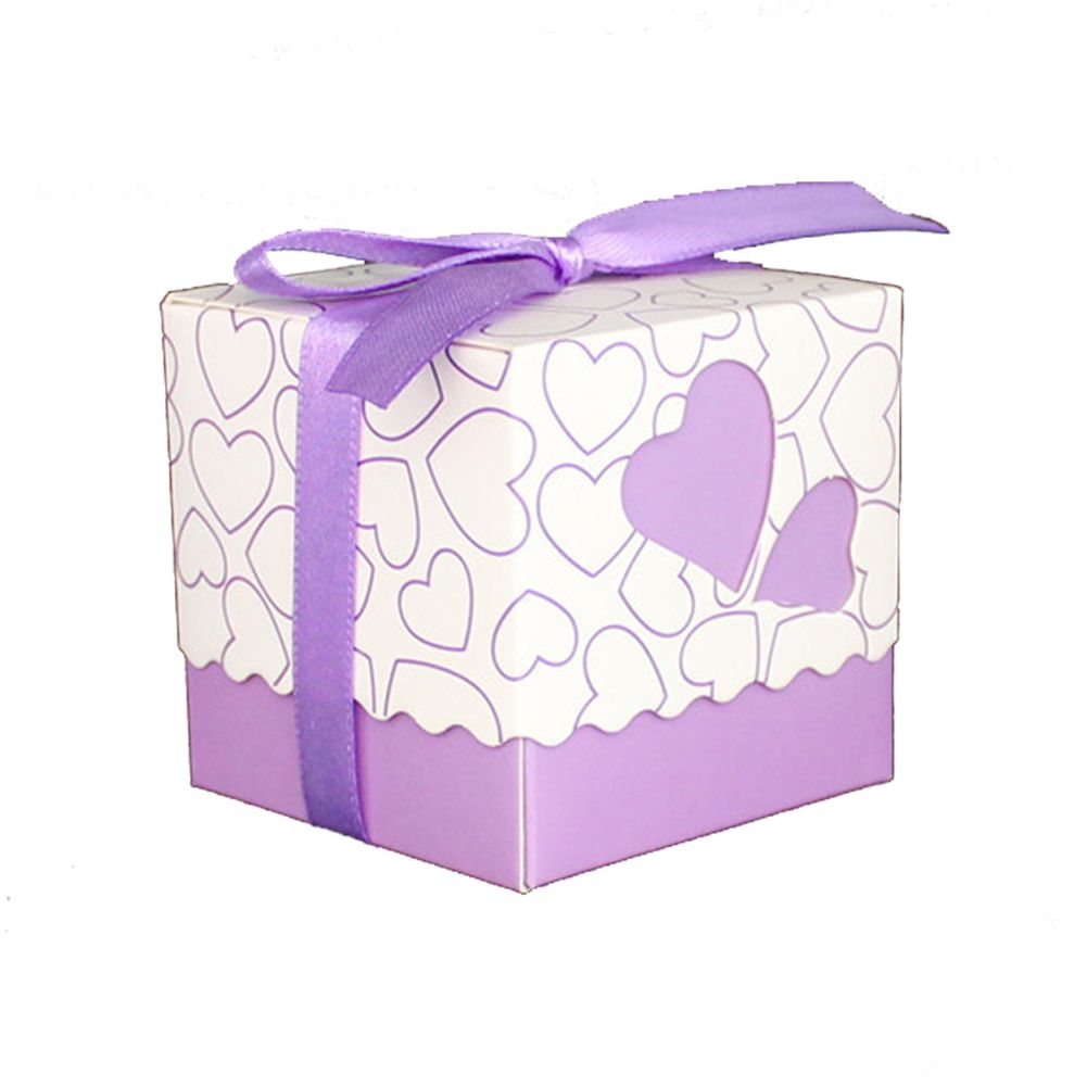 Hot Sell Wedding Party Supplies Hollow Out Love Wedding Boxes Gift ...