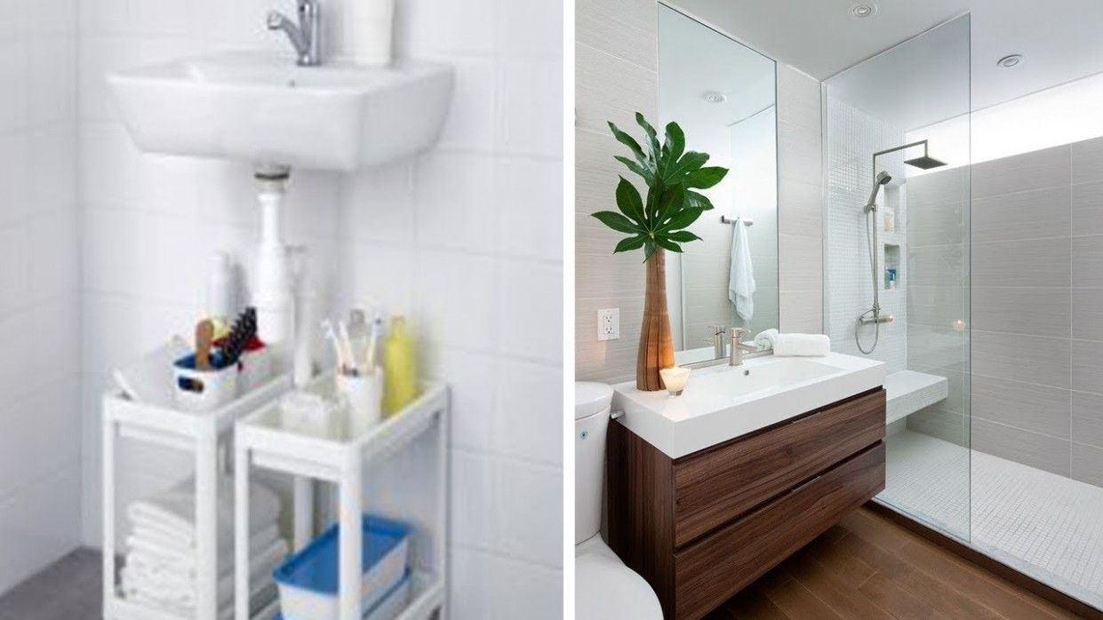 Bathroom Ikea Hacks By Cindy Tran for Daily Mail Australia