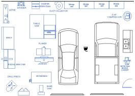 Shop Layout Garage Workshop Layout Garage Shop Plans Workshop Layout
