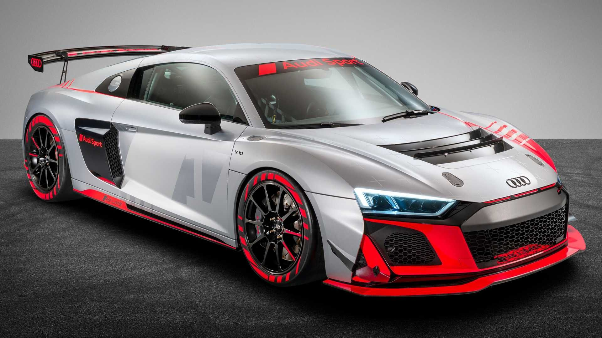 2020 Audi R8 Lms Gt4 Looks Ready To Win Audi R8 Audi Car