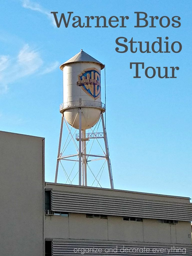 Warner Bros Studio Tour Hollywood - Travel Series