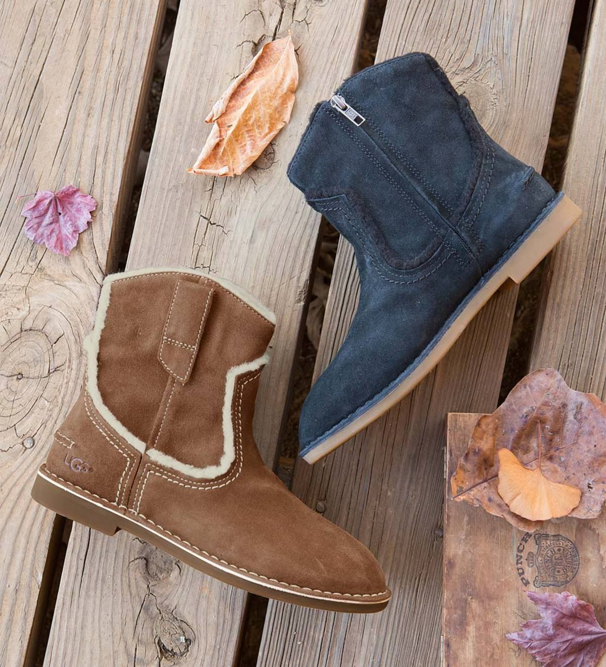 85ca98b2512 UGG Catica Boot is a great mix of styles with a bit Western ...