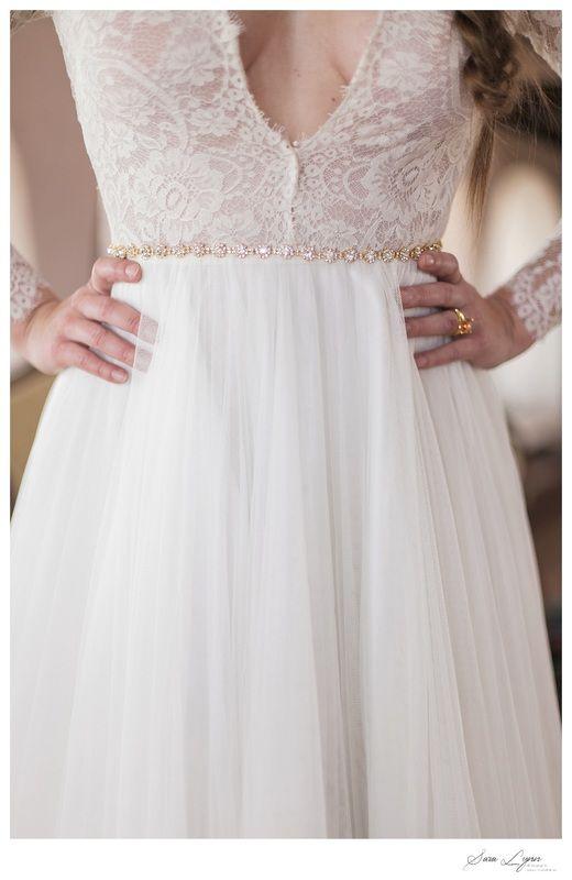 Bohemian Wedding Dresses by Villias