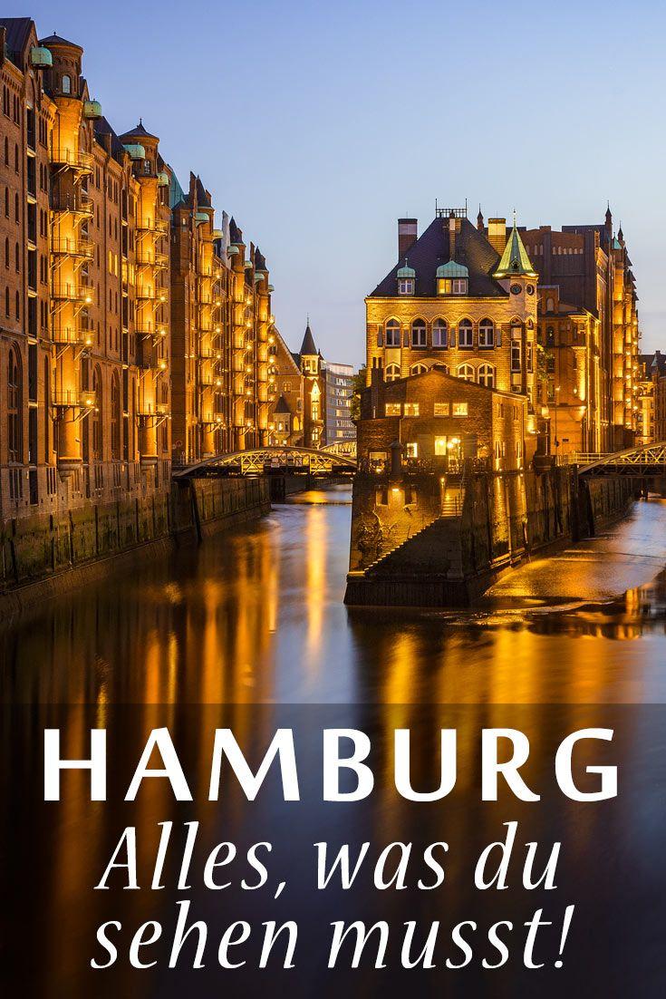Hamburg: Reisebericht mit Erfahrungen zu Sehenswürdigkeiten, den besten Fotospots sowie allgemeinen Tipps und Restaurantempfehlungen. #travelnorthamerica
