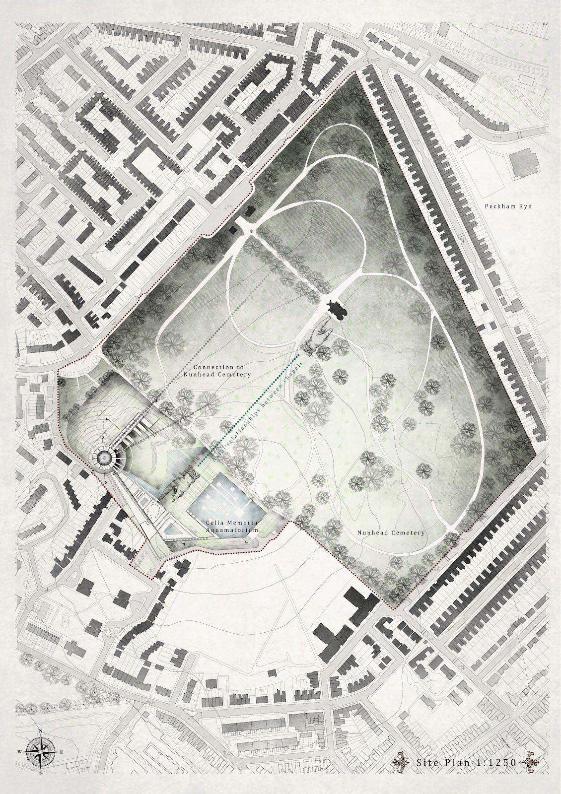 Pin By Mette Fast On Siteplan Grafics Site Plan Site Plans Presentation
