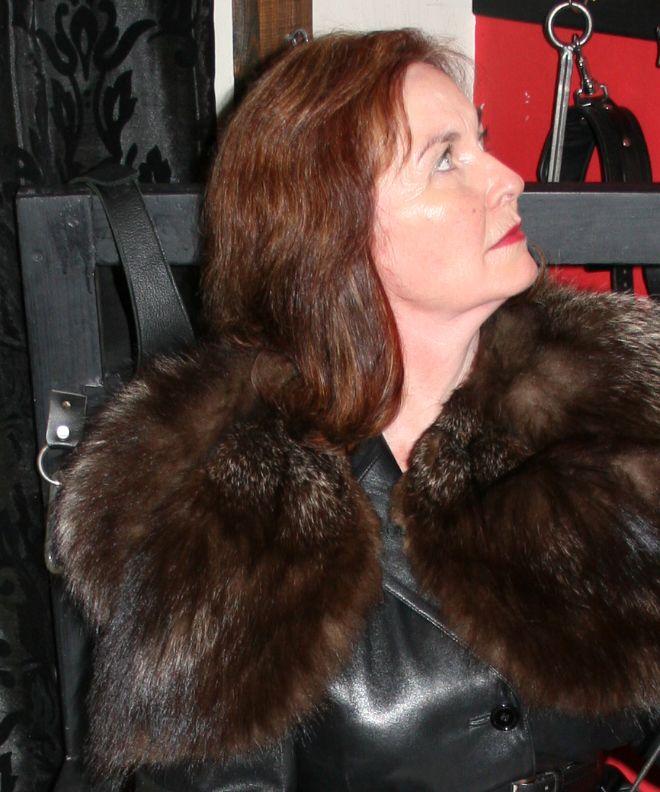 Escorts In Furs Mature Madame Margi