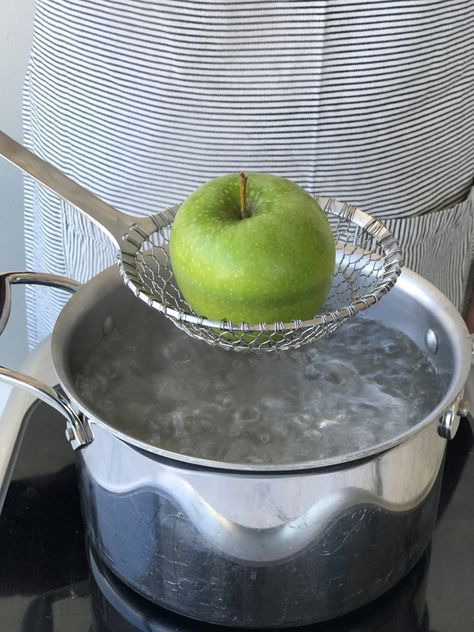 How to Make Caramel Apples from Scratch #caramelapples