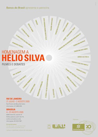 08 heliosilva poster by thiago lacaz