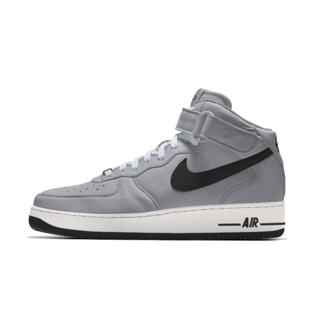 55609fa6ff The Nike Air Force 1 Mid By You Custom Shoe in 2019 | KICKS! | Shoes ...
