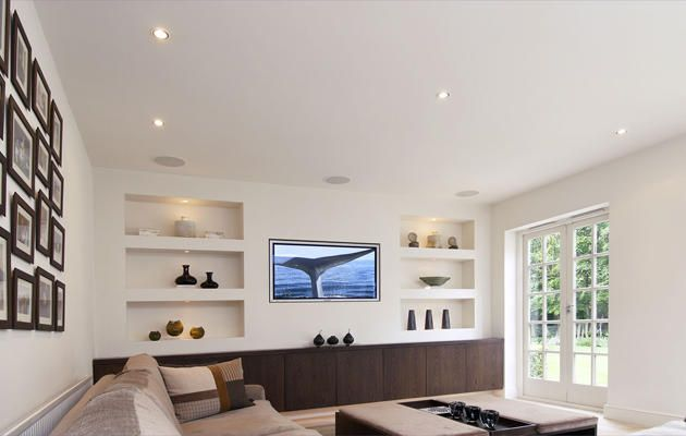 Tv Built Into Wall Google Search Contemporary Chic Home Inspo