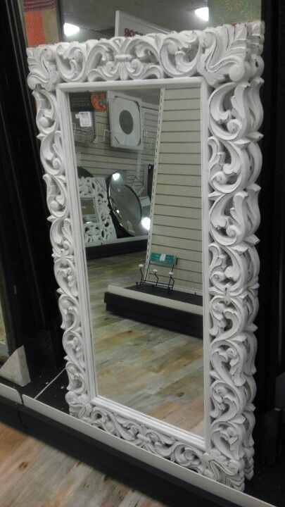 Home Goods Bathroom Mirrors : goods, bathroom, mirrors, Amanda, Wyckoff, Basement, Ideas, Goods, Decor,