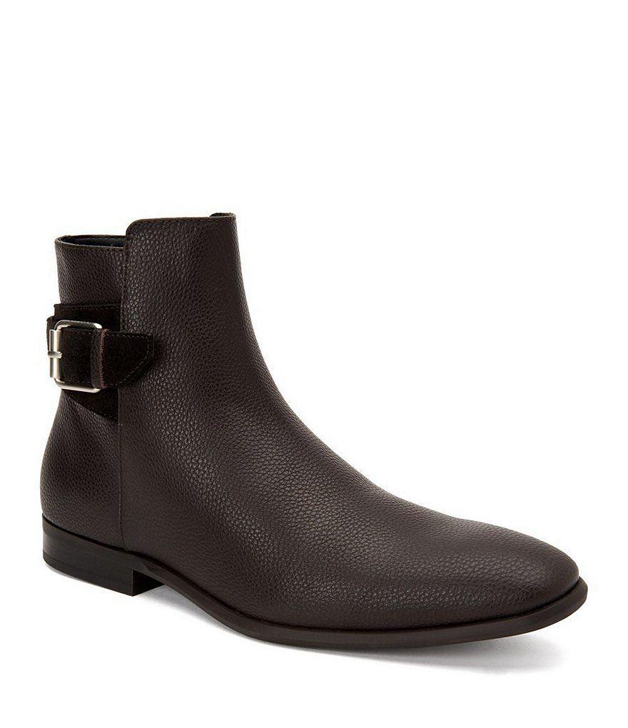calvin klein dress boots