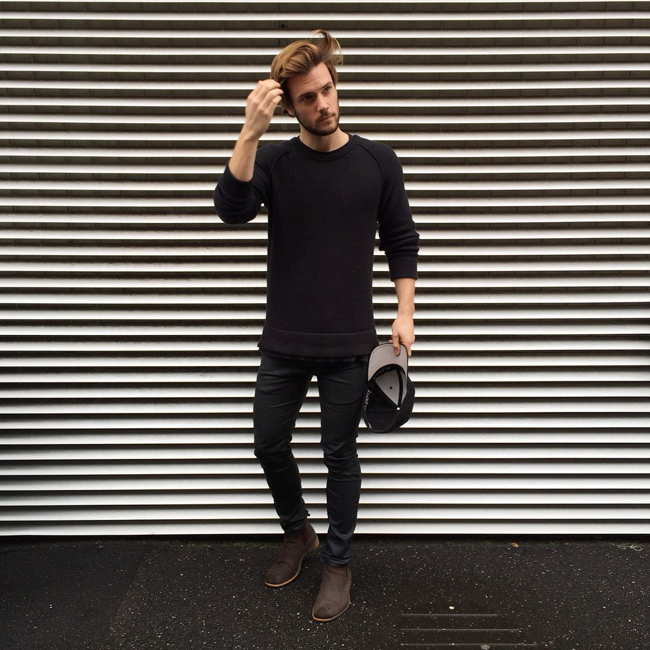 The menstyle blog • LOOKBOOK. Simple and effective stylish look ... 9062163cea76e
