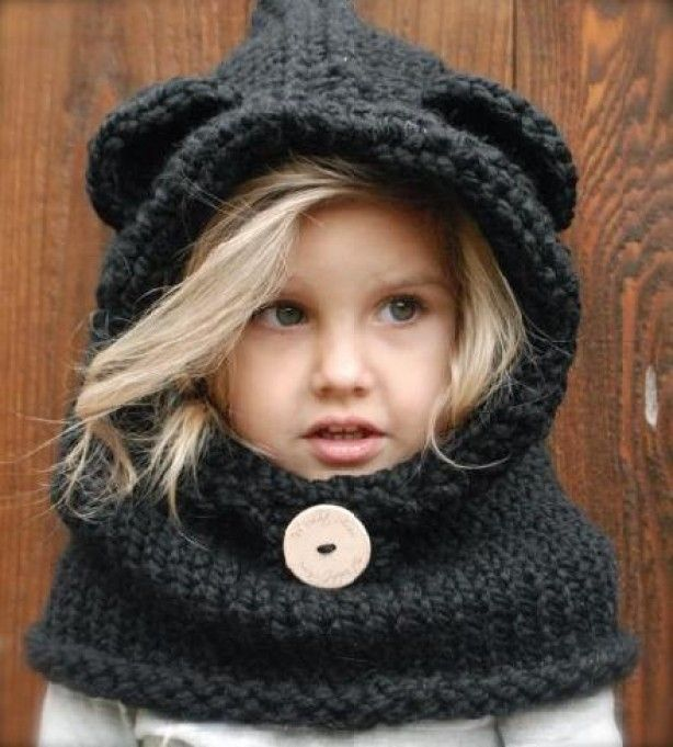Mooie Colsjaal Met Muts Gratis Patroon Crochet Projects
