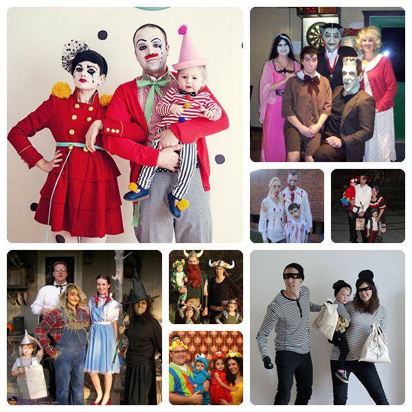 8 disfraces f ciles para grupos disfraz facil familia - Disfraces en familia ...