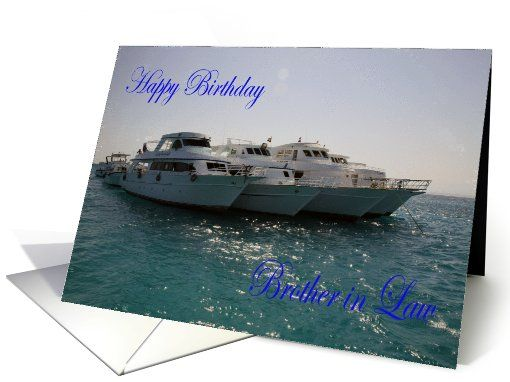 Birthday Cards Brother In Law ~ Brother in #law happy #birthday greeting card stuff i have sold