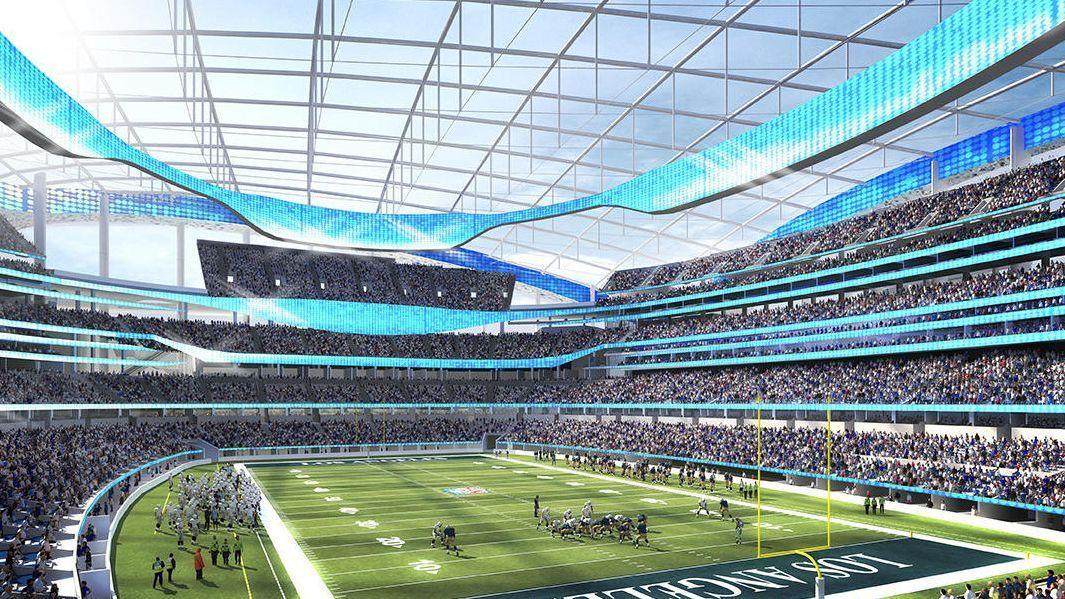 San Diego Running Out Of Lifelines In Chargers Stadium Saga Nfl Stadiums Sports Stadium Football Stadiums