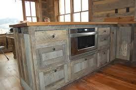 Whitewash Wood Countertops Keuken Van Steigerhout Met