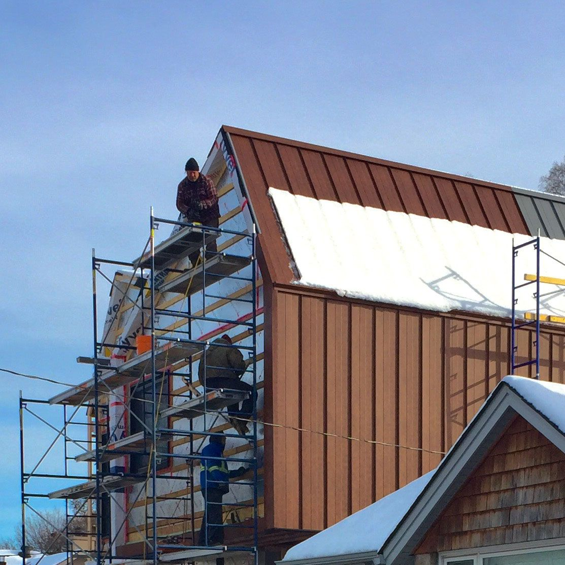 Vicwest Toronto ON Residential roofing, Steel roofing