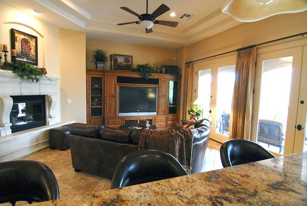 Built In Entertainment Center Design Ideas built in entertainment take note when building Bigscreen Wall Units Built In Drywall Entertainment Center Interior Design Ideas