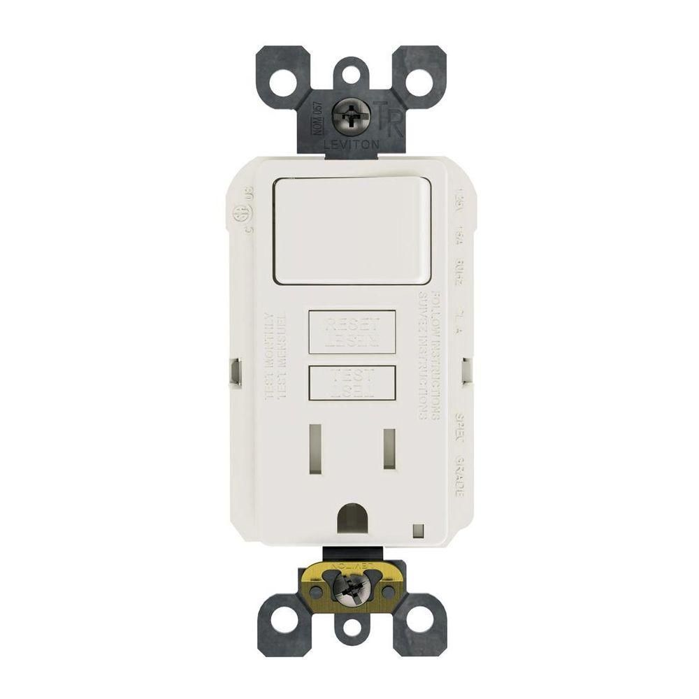 Leviton Switch Outlet Combo Wiring Diagram