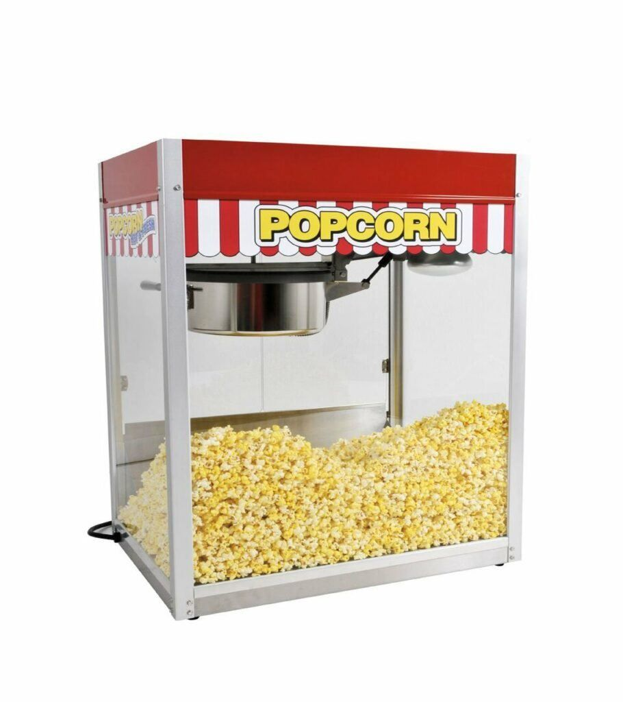 Do You Know How Much Servings Per Hour Produces One Popcorn